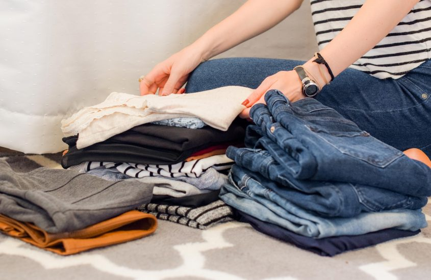 Why We Hold on to Clothes We Don't Wear