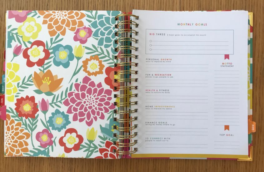 The Life Changing Magic of a Weekly Plan + My Favorite Planner