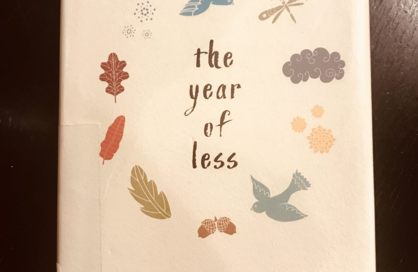 Featured Book: The Year Of Less