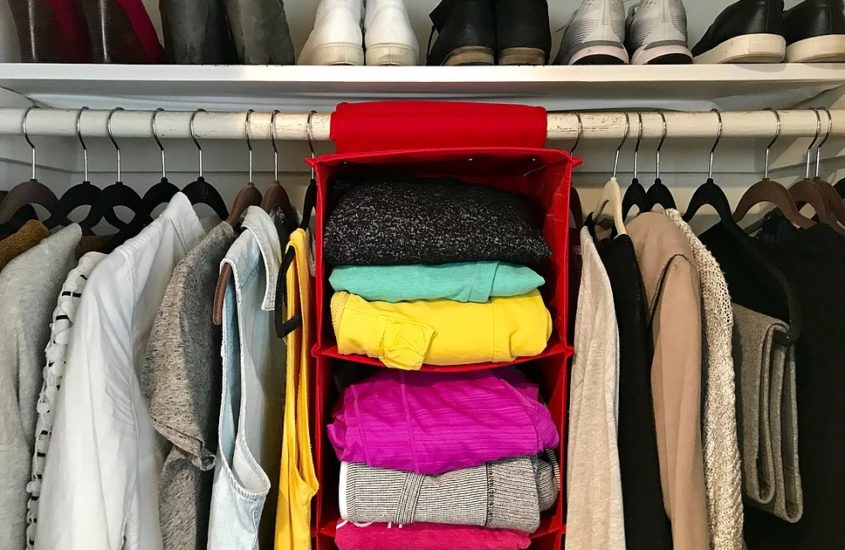 How to Organize Your Closet So You Love Getting Dressed