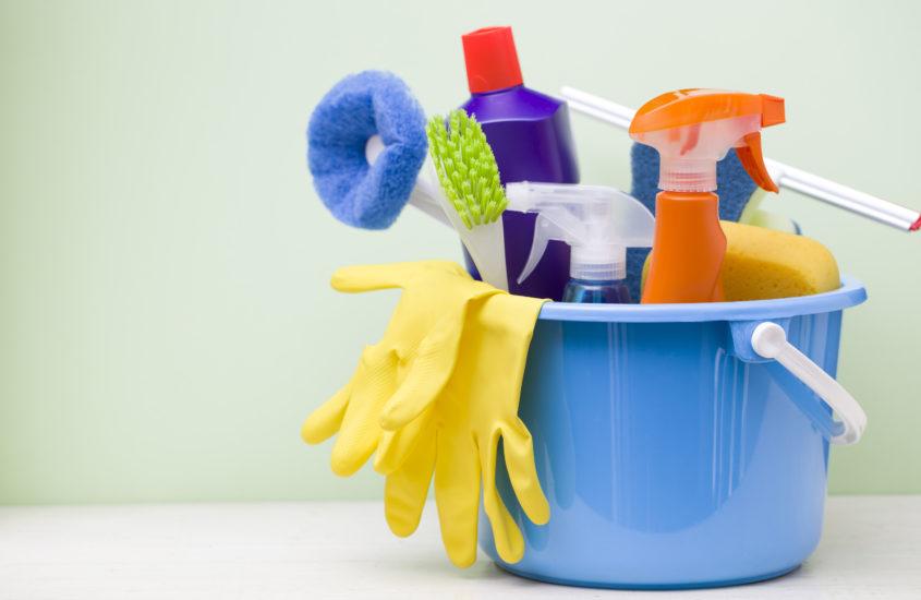 How to Organize a Family Supply Closet