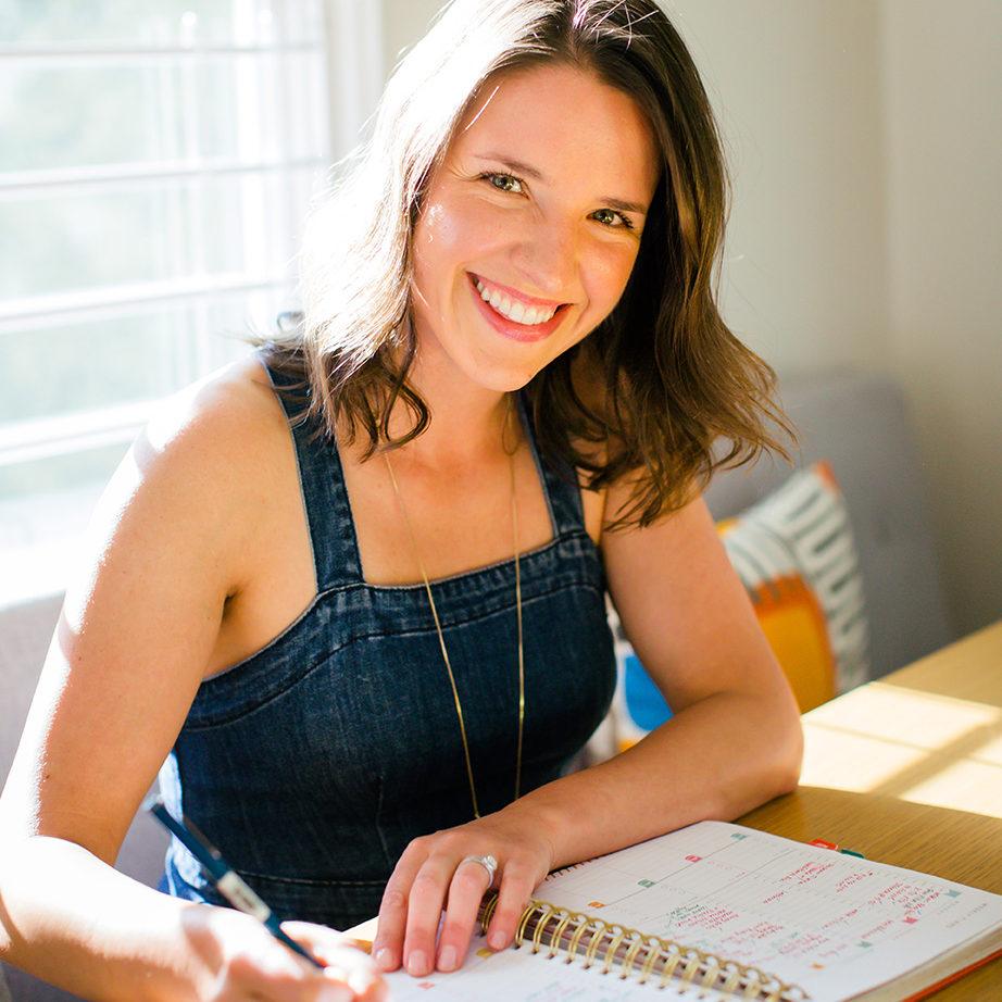 Seattle home organization specialist Lauren Fink Shea