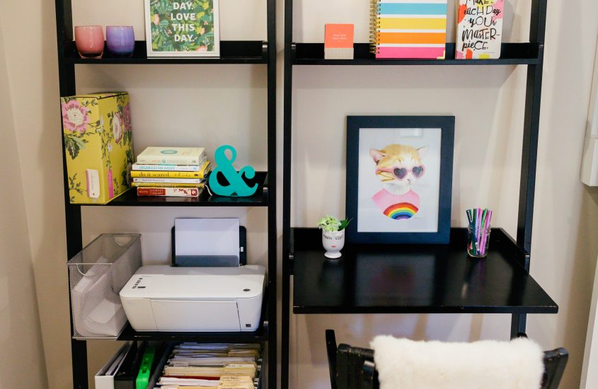 declutter your desk