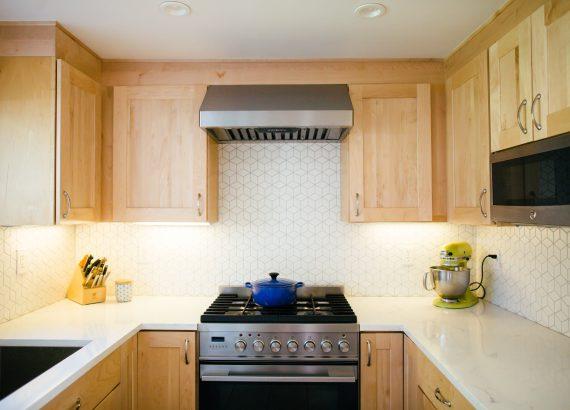 four ways to organize your kitchen this fall