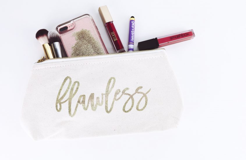 Declutter Your Make-up Bag