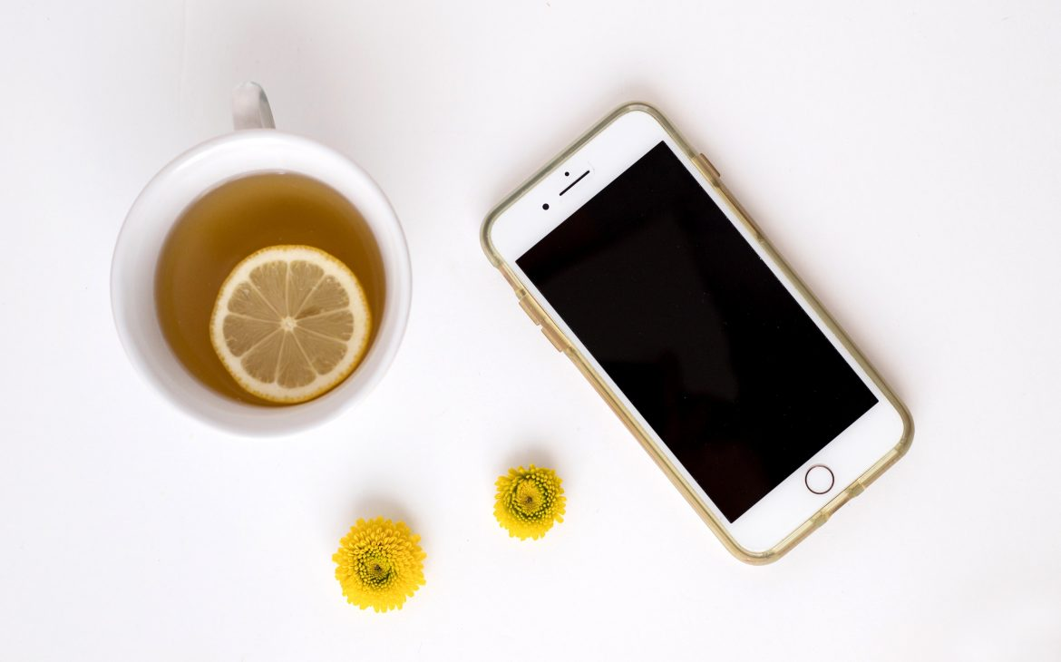 declutter your cell phone