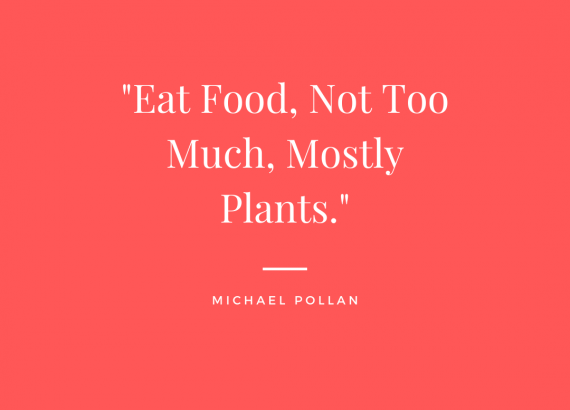 Food Philosophy Quote
