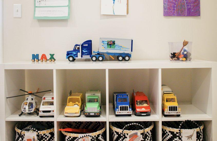 The kindergarten model of organization
