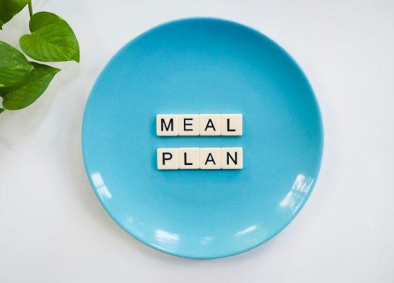 meal plan worksheet